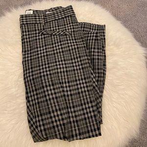 Gap Petite Plaid Pants